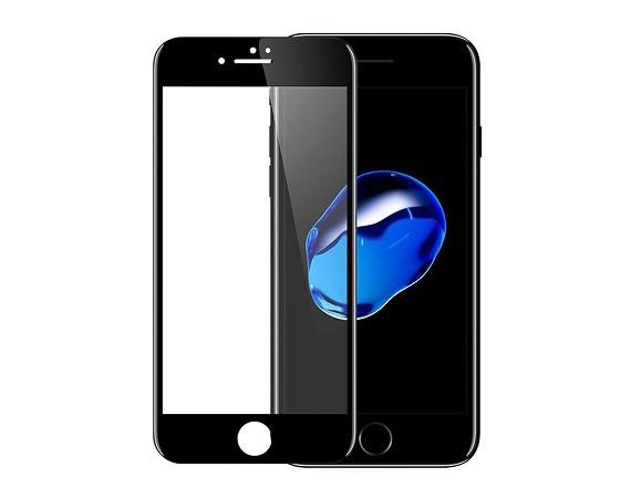 Полноформатное защитное стекло для iPhone 7/8