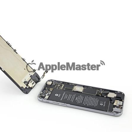 Раскрытый iPhone 6