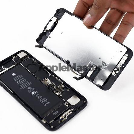 Удаление экрана iPhone 8
