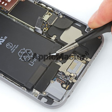Заводские пломбы акб Айфон 6