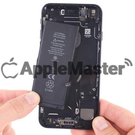 Удаление батареи iPhone 8