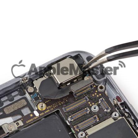 снятие защитной скобы камеры iPhone 6
