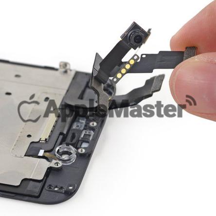 Установка шлейфа передней камеры iPhone 6