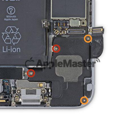 Винты нижнего динамика iPhone 6