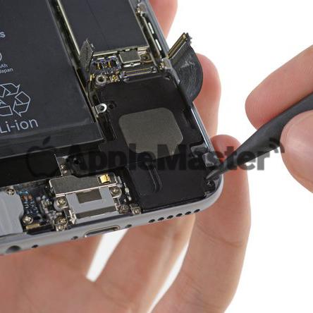 Удаление основного динамика iPhone 6