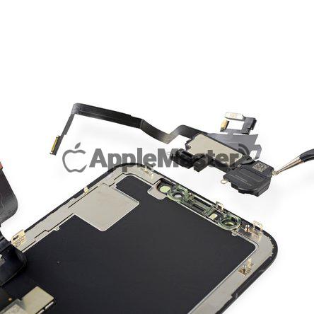 Демонтаж слухового динамика iPhone X