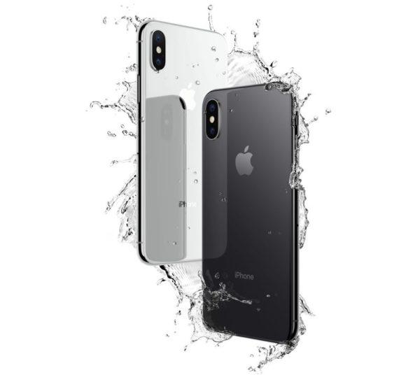 Ремонт после воды iPhone XS