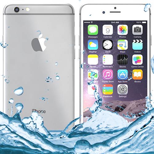 Айфон 6 в воде
