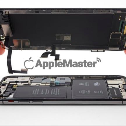Замена основного динамика iPhone X