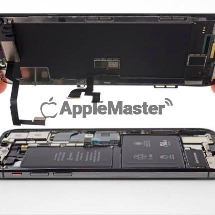 Удаление экрана iPhone X