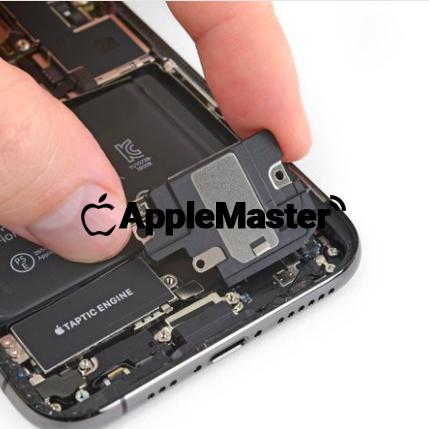 Удаление основного динамика iPhone Xs