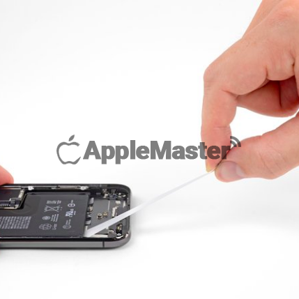 Удаление пломб аккумулятора iPhone Xs