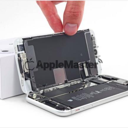 удаление старого экрана iPhone 8