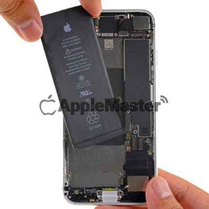 Демонтаж батарейки iPhone 8
