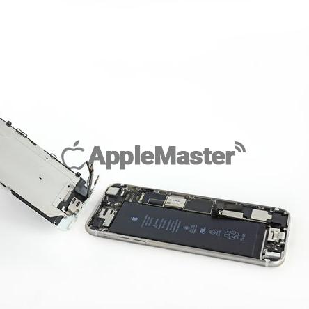 Разъединение экрана и корпуса iPhone 6+