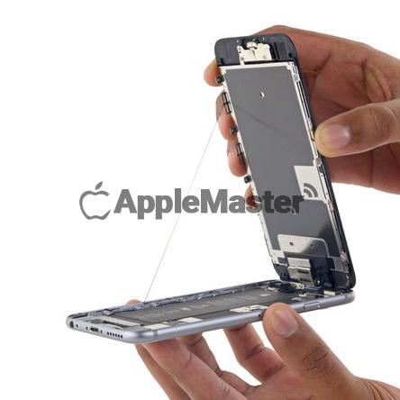 Скрытие дисплея Айфон 6S