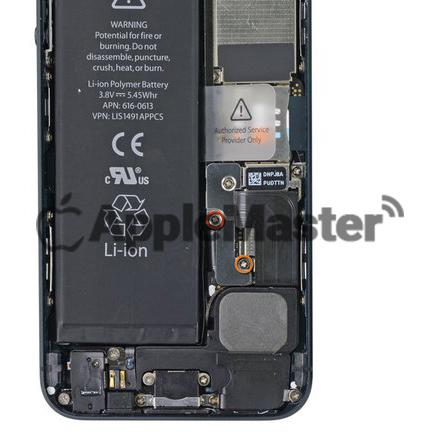 Винты защитной скобы iPhone 5