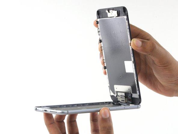 Открытый iPhone 6S Plus