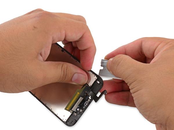 Срезание стекла Айфон 6S