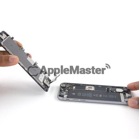 Удаление экрана Айфон 6S