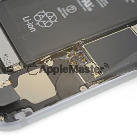Отключение нижнего шлейфа Айфон 6S