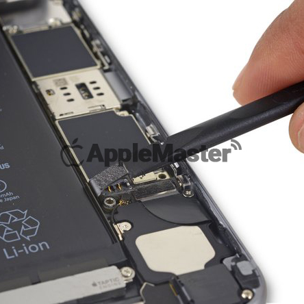 Отключение шлейфа батарейки Айфон 6S