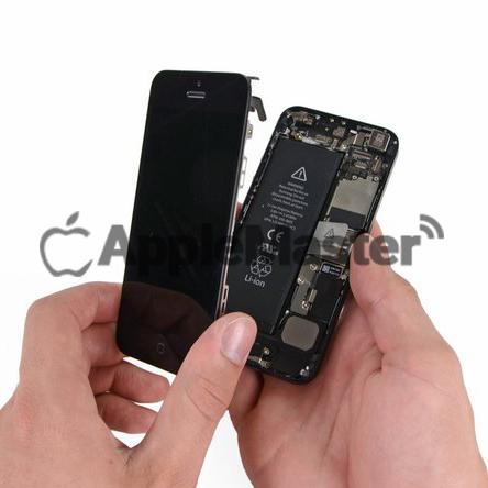 Снятие дисплей iPhone 5