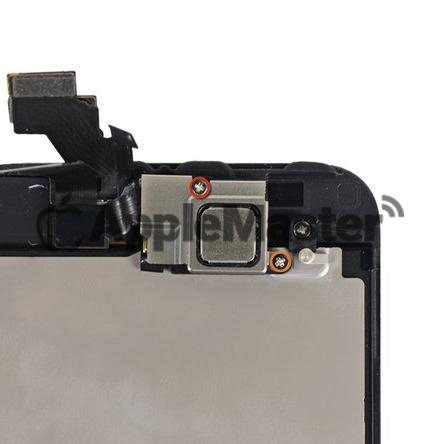 Крепежи защитной скобы спикера iPhone 5