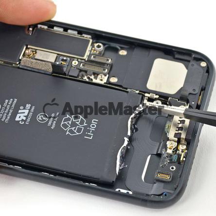 Удаление заводских пломб iPhone 7