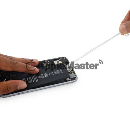 Удаление заводских пломб акб Айфон 6S