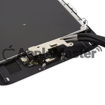 Снятие защитной скобы кнопки Хоум iPhone 6S Plus