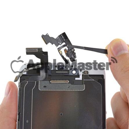 Замена передней камеры iPhone 6 Plus