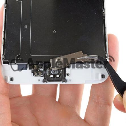 Толкательная пластинка кнопки хоум iPhone 6+