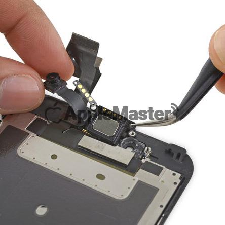Демонтаж спикера Айфон 6S