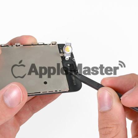 Снятие кнопки хоум iPhone 5
