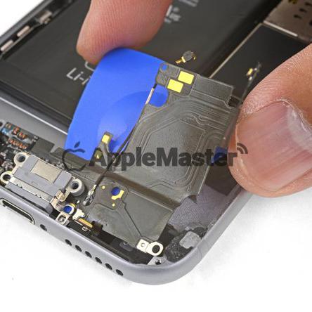 Демонтаж шлейфа зарядки Айфон 6S