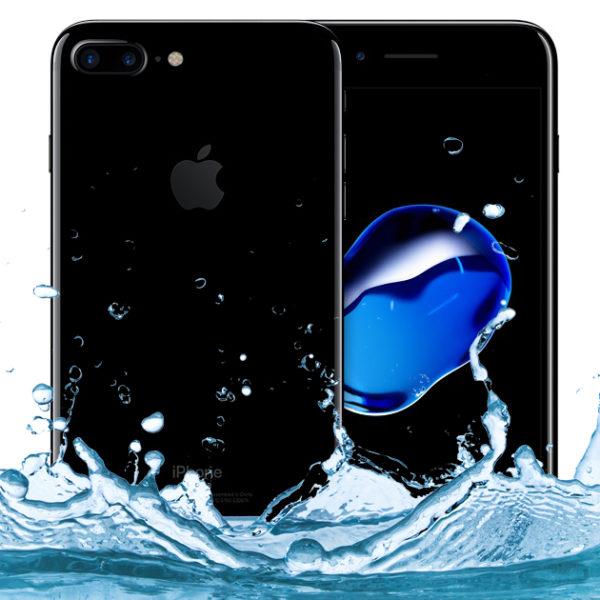 Утопленный iPhone 7 Plus