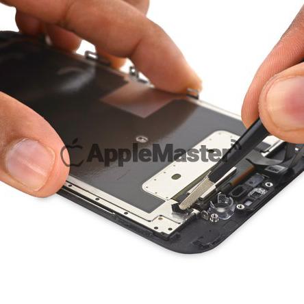Снятие защитной пластины дисплея айфон 6s