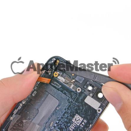 Отключение шлейфов экрана iPhone 5