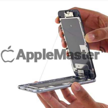 Замена боковых кнопок iPhone 6S