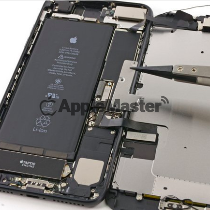 Снятие щитков iPhone 7 Plus