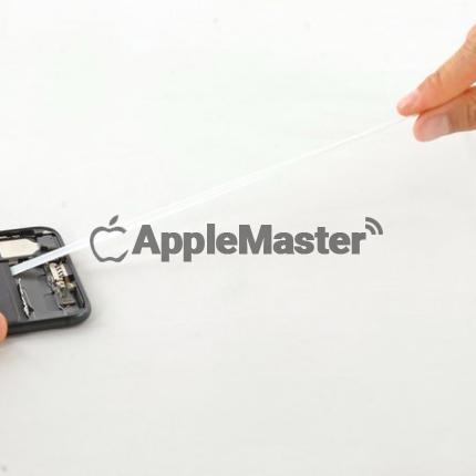 Удаление заводской пломбы батарейки iPhone 7 Plus