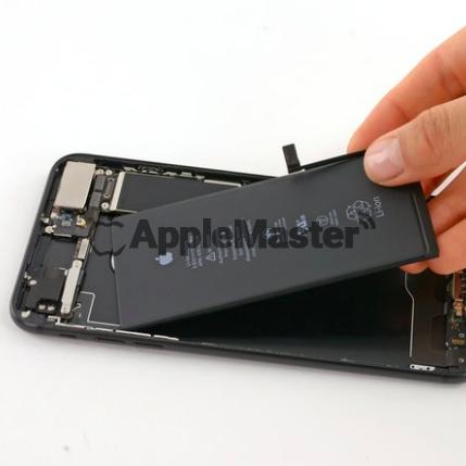 Демонтаж батареи iPhone 7 Plus