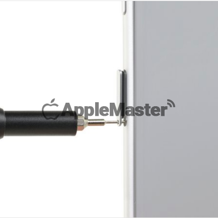 Извлечение сим-лотка iPhone 8 Plus