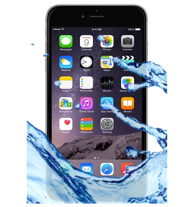 Утопленный Айфон 6S