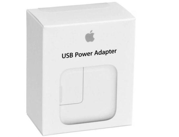 Оригинальный адаптер Apple 2A