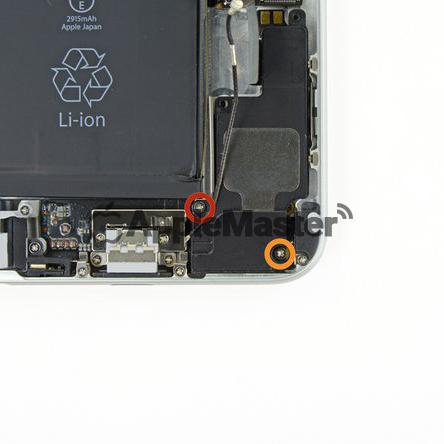 Замена разъема зарядки и микрофона iPhone 6 Plus