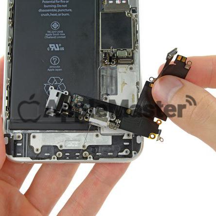 Замена нижнего шлейфа Айфон 6+